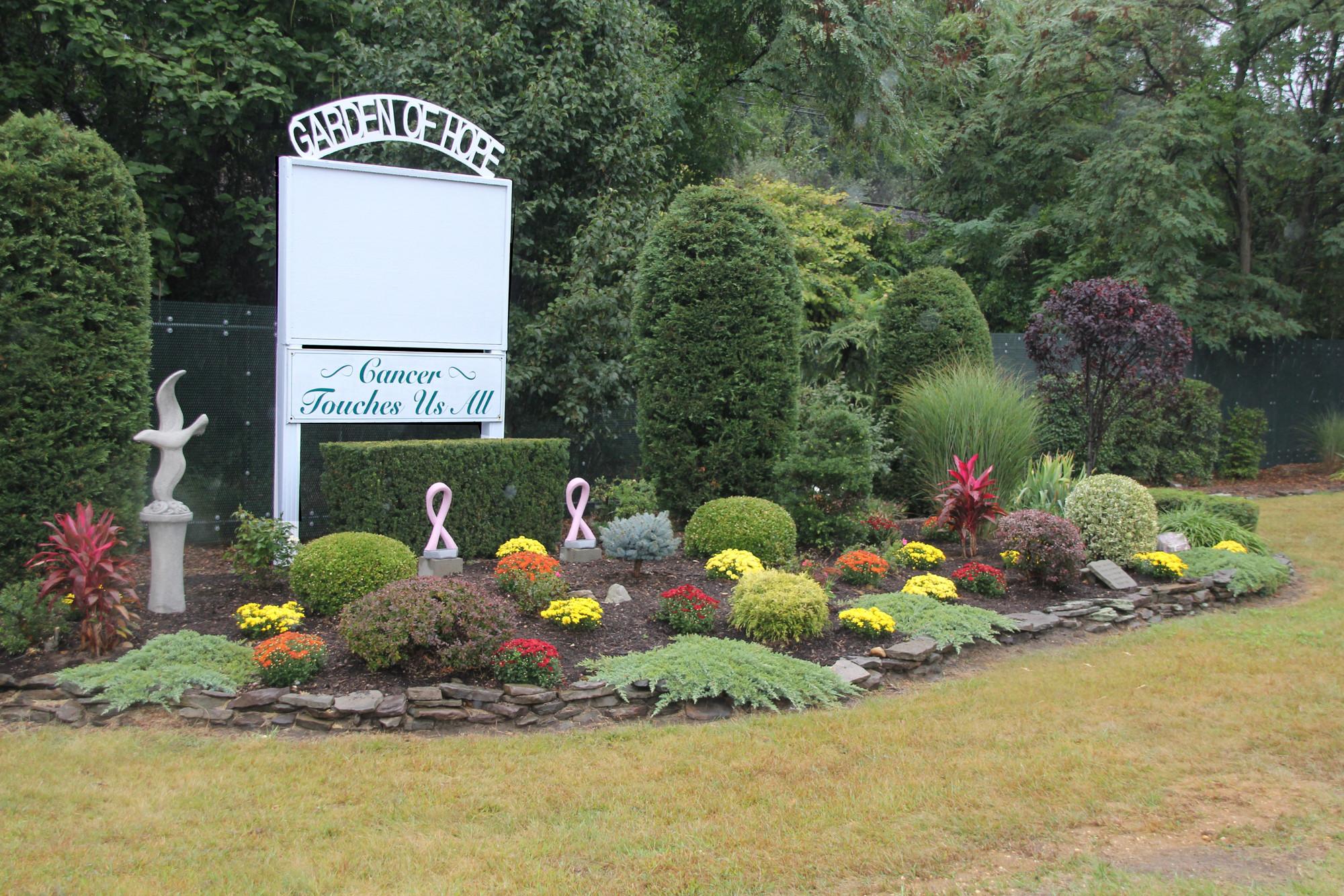 Wantagh Long Island Garden Of Hope