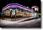 Wantagh's Lighthouse Diner, Photo by Vincent Ciro