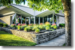 Wantagh Library in Spring - Photo by Vincent Ciro